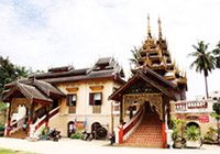 Wat Srichum in Lampang : JC Tour