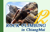 Rock Climbing in ChiangMai