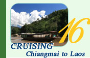 Cruising Chiangmai to Laos