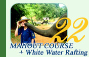 Mahout and White Water Rafting